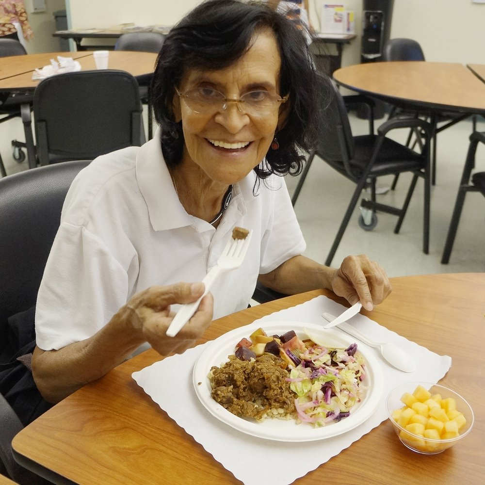 Give $100  Serve 50 nutritious meals