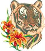 tiger-orange-flowers-temporary-tattoo.jpg