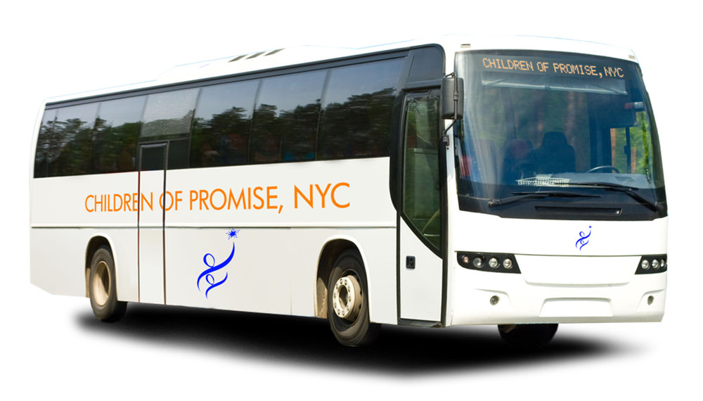 Van service to New York State prisons.
