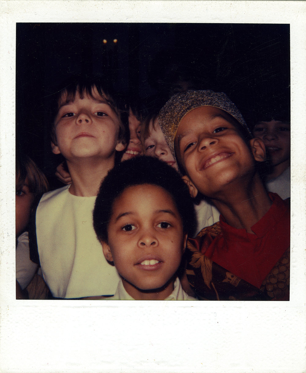 School Play,  NYC, 1982.