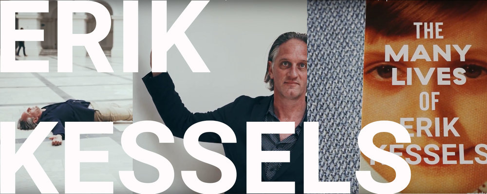 Erik Kessels is a Dutch artist, designer and curator with a particular interest in photography, and creative director of KesselsKramer, an advertising agency in Amsterdam. https://www.youtube.com/watch?v=mbY1H97eJxs http://www.kesselskramer.com/