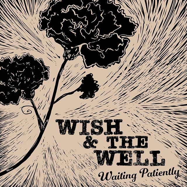 "We released this song last week. It was recorded, mixed and mastered by Tommy Richardson at @cinematicartsandsound with our homie @_killing_daisies on pedal steel. We're proud of how it turned out and we hope you are too. We'll be releasing two more songs next week. ""Waiting Patiently"" is available on Spotify, ITunes and all other streaming services. ❤️ Art by @twogenius"