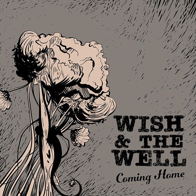 We have two more songs available on Spotify and all other online platforms. They were both recorded, mixed and mastered by @_killing_daisies as well as the piano on Coming Home. Carnations features @melissabarrison on violin and @chrisavetta with harmonies. Thank you for killing it friends. Head on over to Spotify for a listen. We hope you enjoy! Artwork by @twogenius