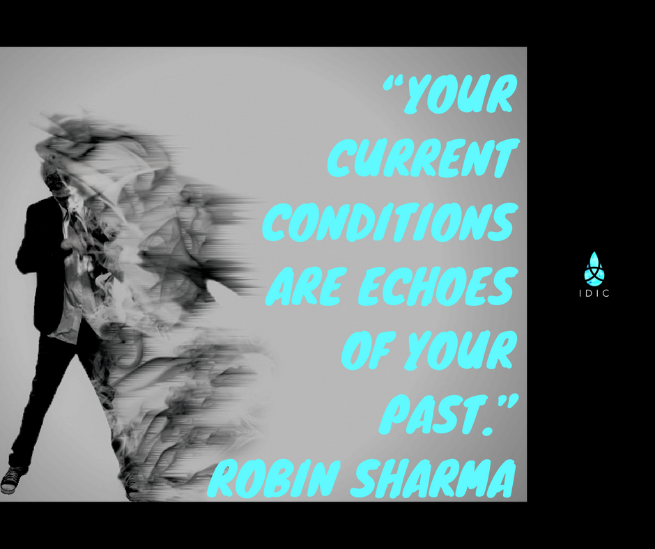 """Your current conditions are echoes of your past."" Robin Sharma.png"