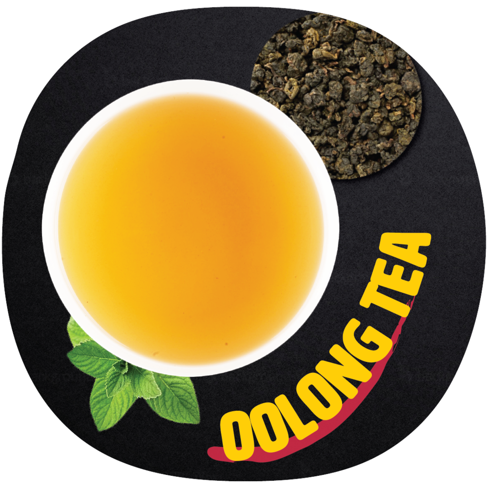OOLONG Tea Health benefits of oolong tea may include the reduction of chronic health conditions such as heart diseases, inflammatory disorders, and high cholesterol levels, while providing vital antioxidants, promoting superior bone structure, robust skin and good dental health.
