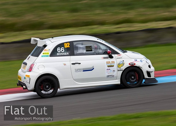 Marten Bonner in action. Photo Credit:  Flat Out Photography