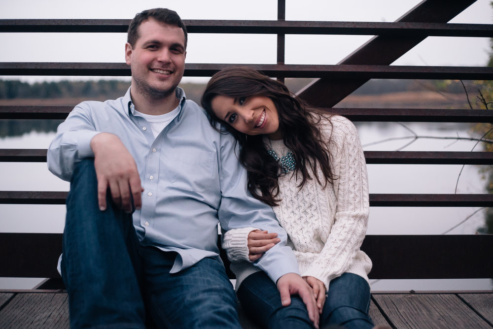 Johnsons Creative | Patrick + Lynn, Engagement Photos, Photography, Cedar Falls, Iowa, Midwest