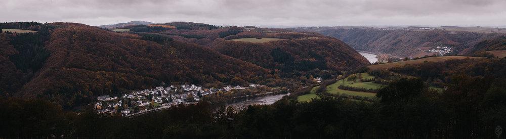Moselle overlook