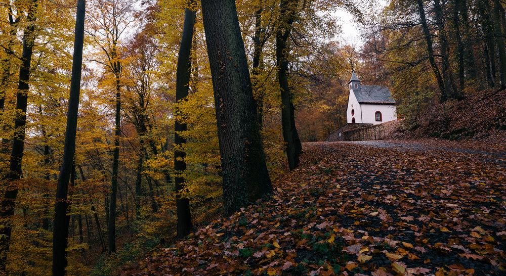 Small church near Burg Eltz