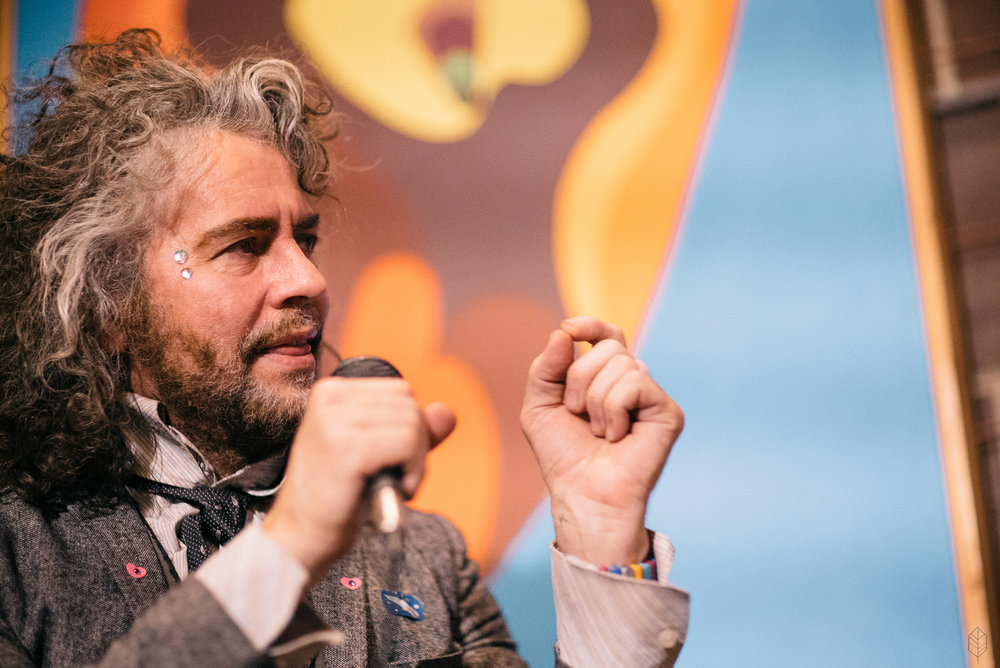 Wayne Coyne - King's Mouth