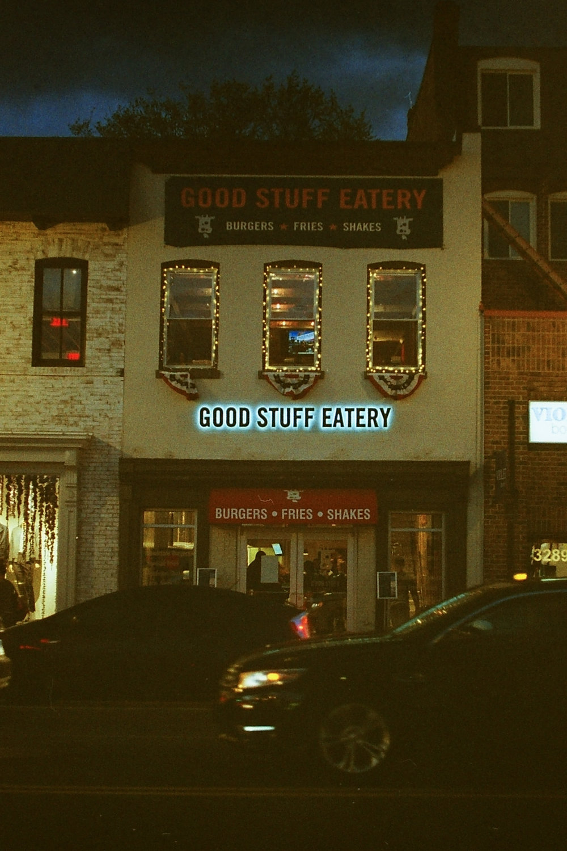 Good Stuff Eatery