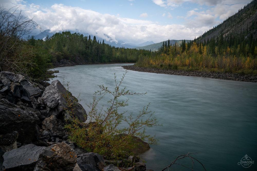 Muncho Lake, BC Canada