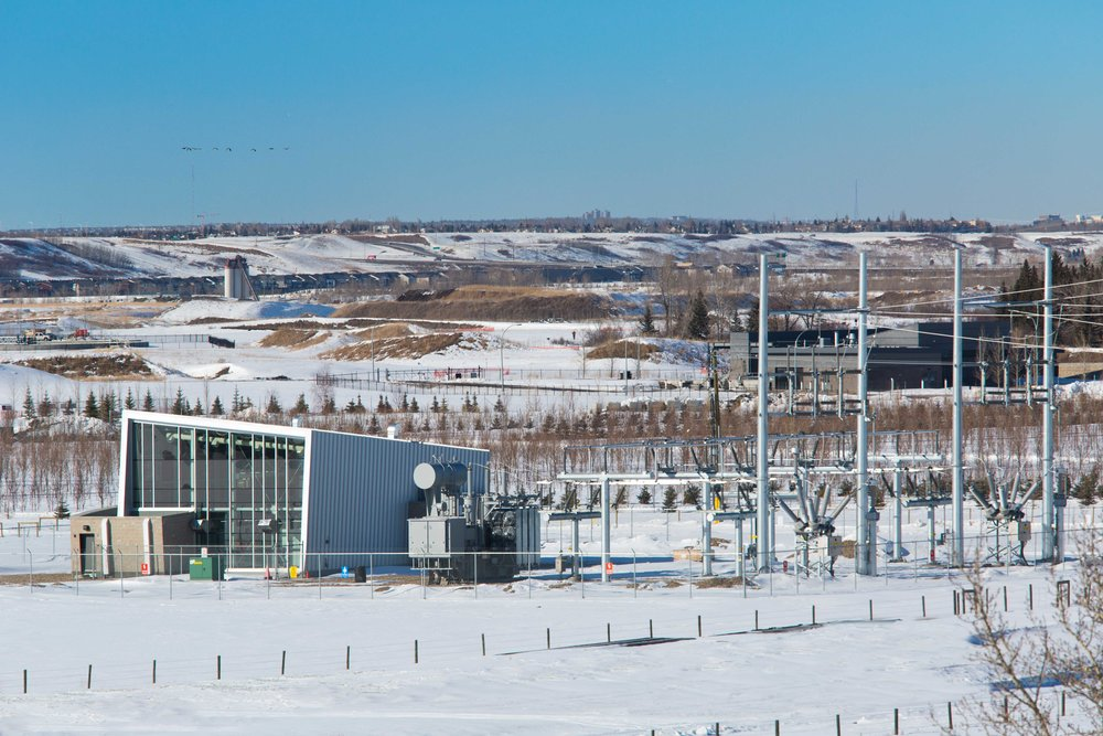 ENMAX Substations