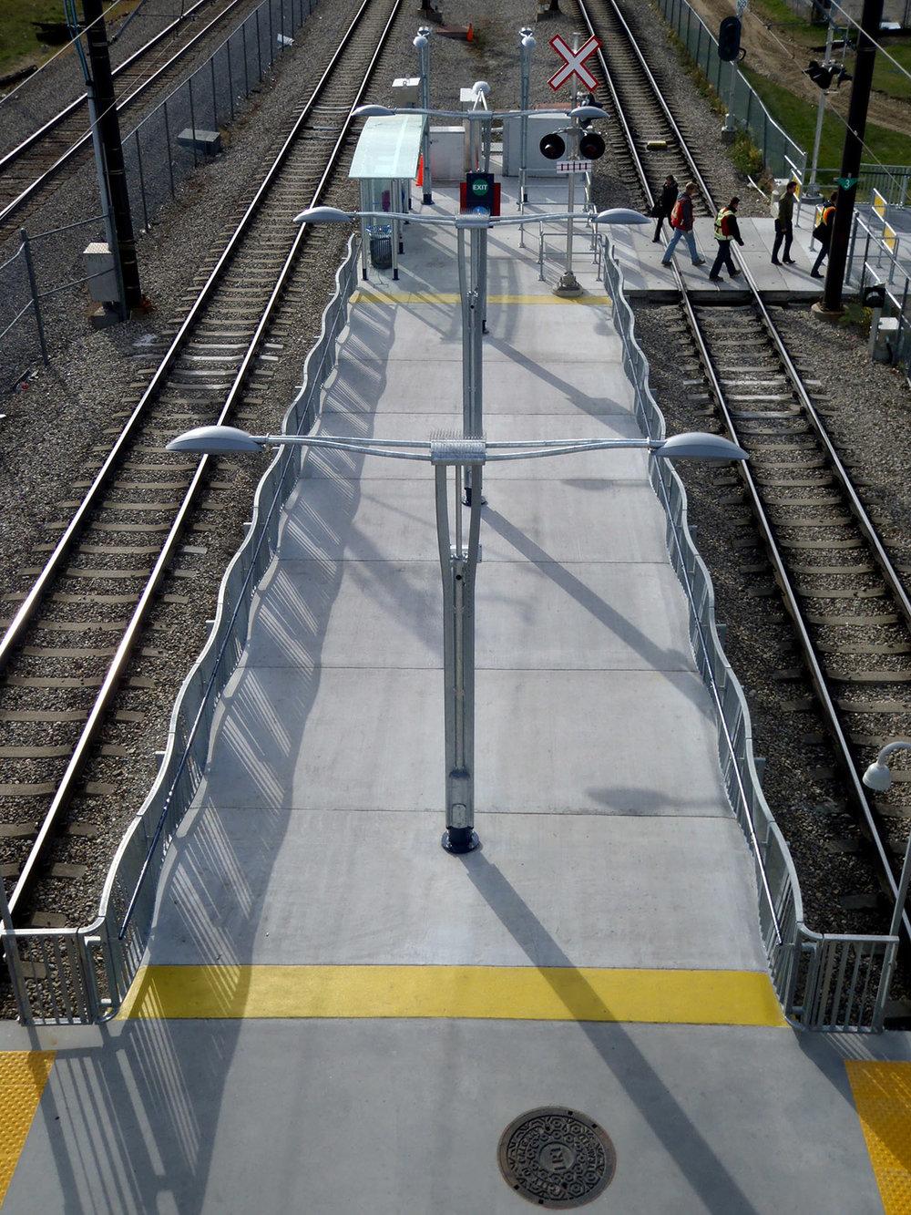 Erlton LRT Station