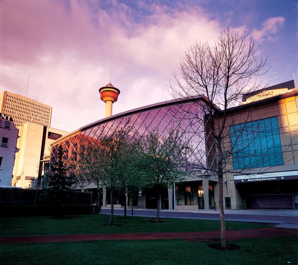 Calgary Telus Convention Centre