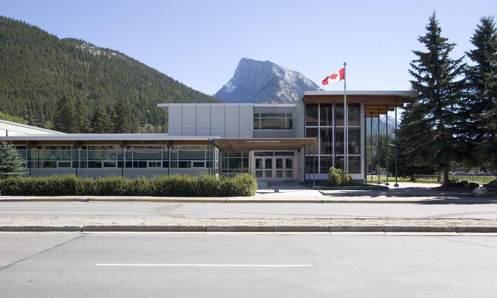 Banff Community High School