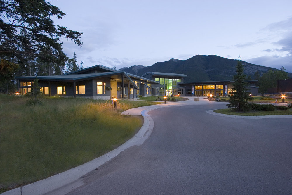 Banff Centre Music and Sound Building