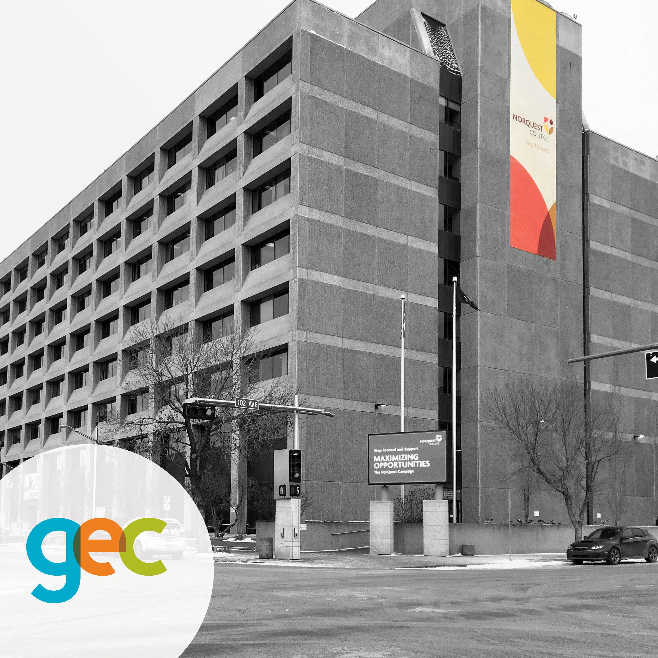 Blog — GEC Architecture