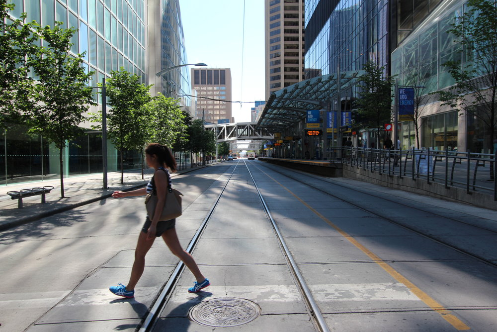 7th AVENUE LRT REFURBISHMENT -
