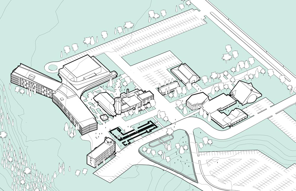 St. Mary's University Campus Development Plan