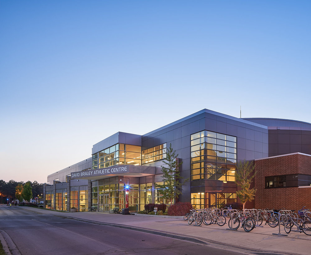 McMaster University - David Braley Athletics Centre