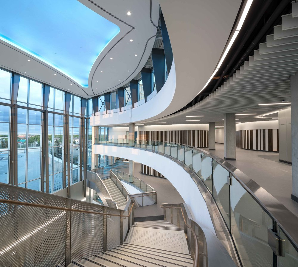 Driving innovation and exploration - nait productivity and innovation centre