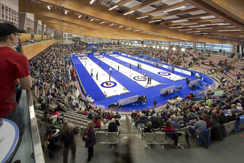 The heart and soul of the Canadian winter sports movement - markin macphail centre