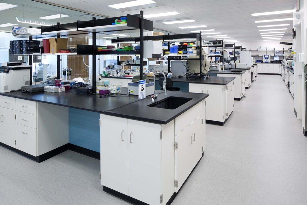 Resverlogix Laboratory