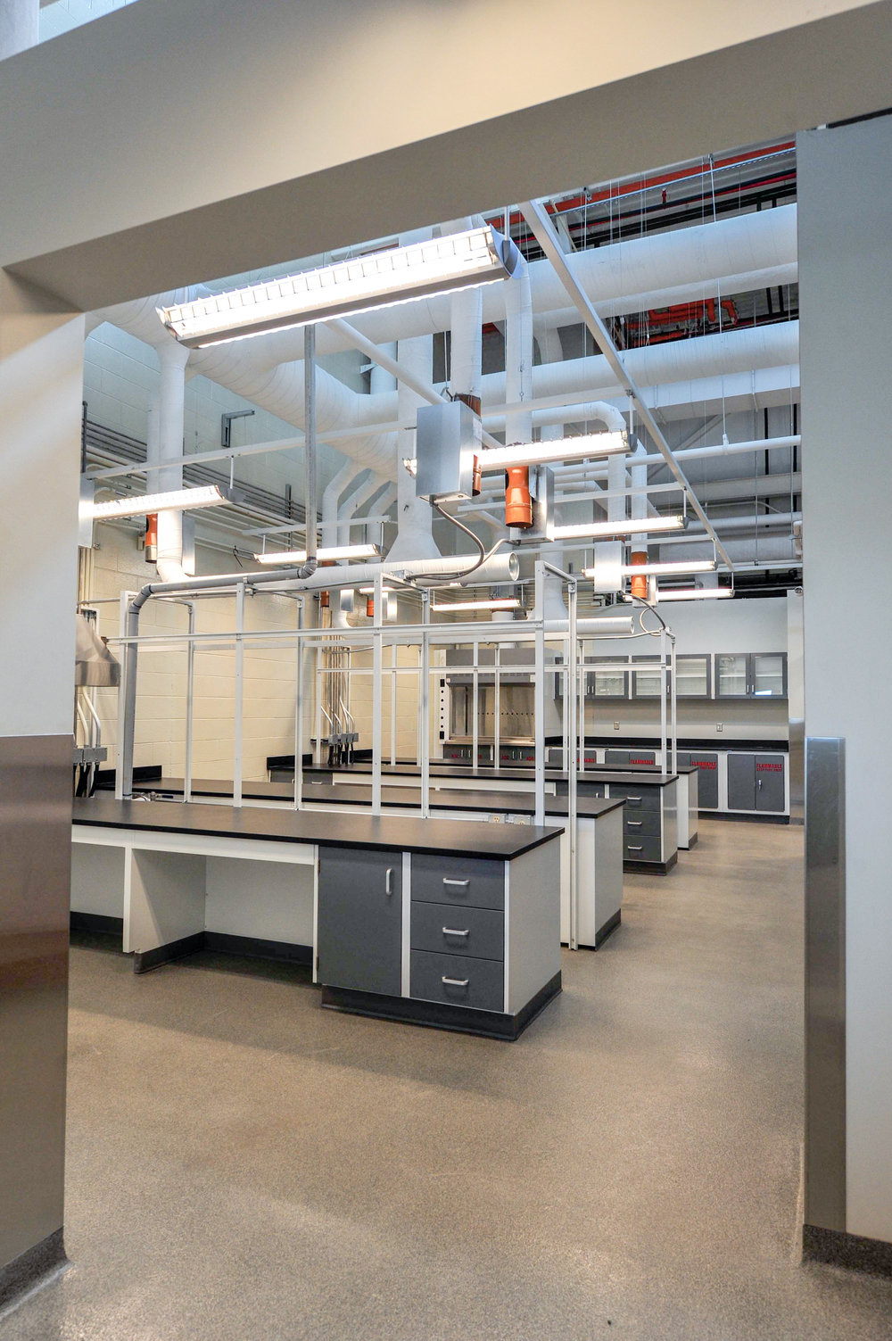 U of C ACWA Wastewater Research Laboratory