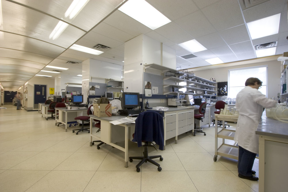 Bonnybrook Wastewater Treatment Plant Laboratory Expansion