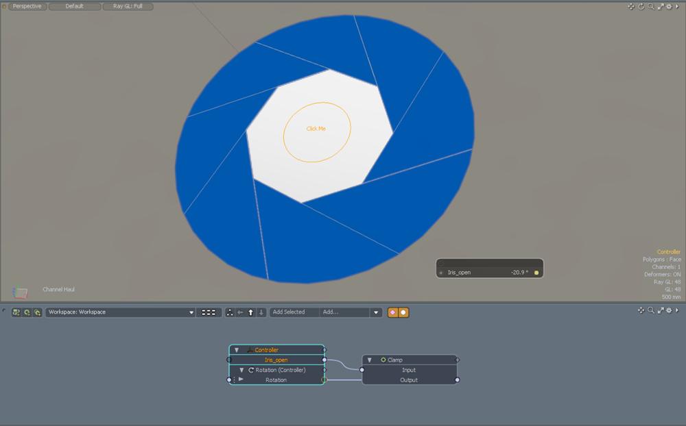 Click Here to Download the MODO Iris Door Rig Source File & MODO | Iris Door Rig u2014 pixelfondue