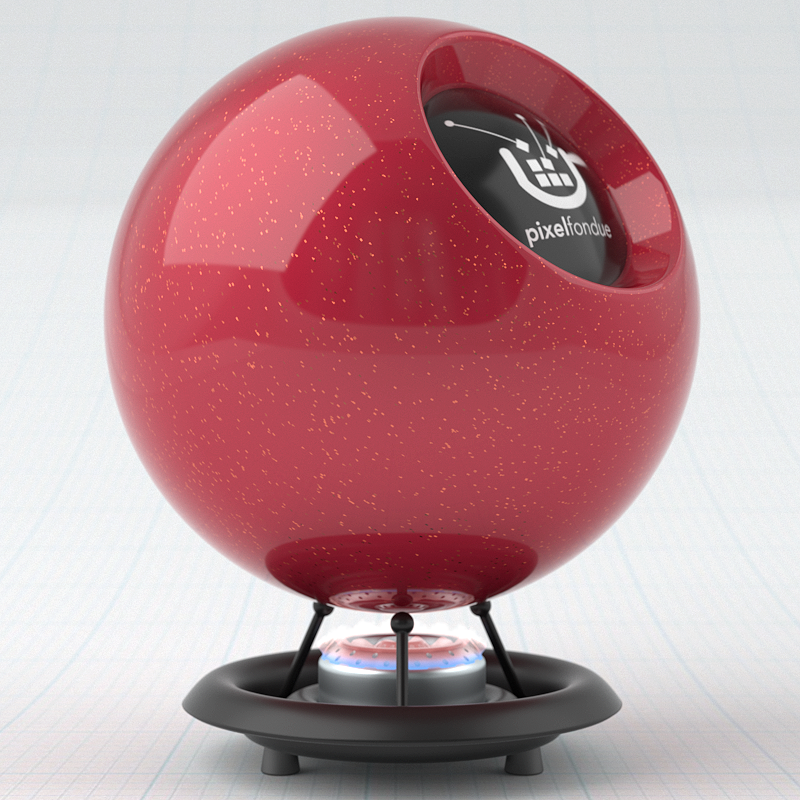 V-Ray for MODO render created by Greg Leuenberger