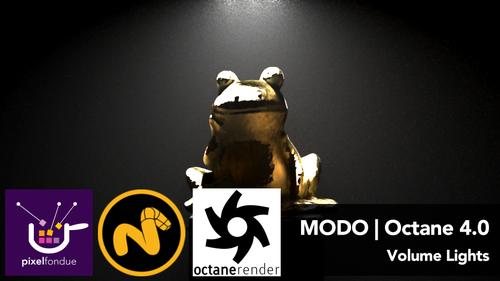 MODO | Octane — Pixel Fondue