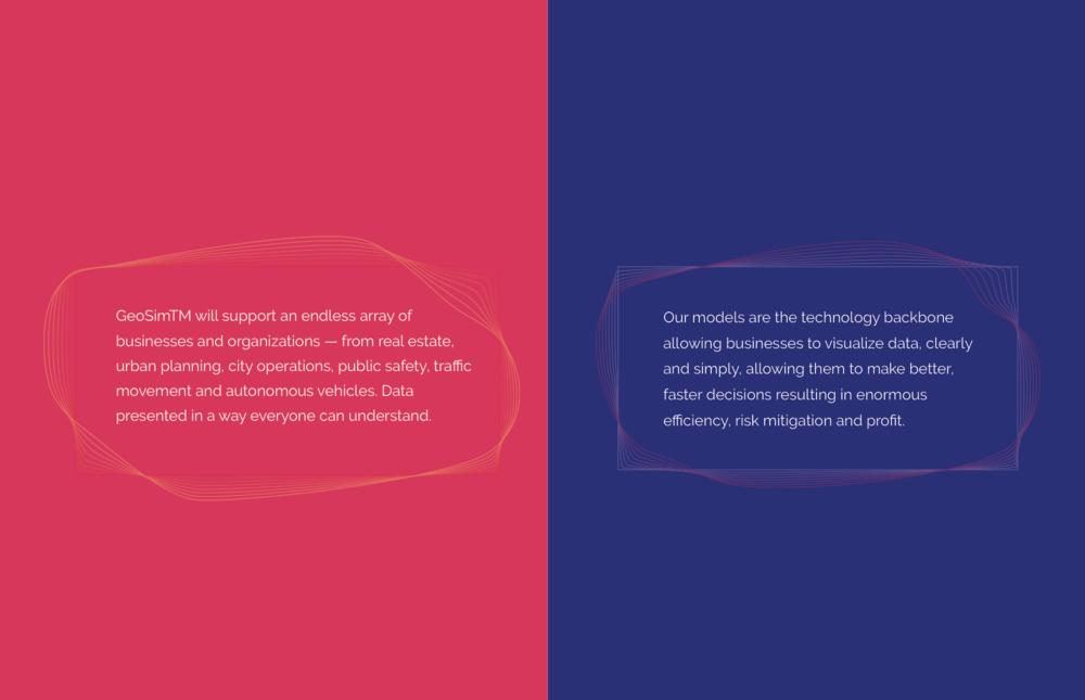 Brand Identity Proposal: Geosim