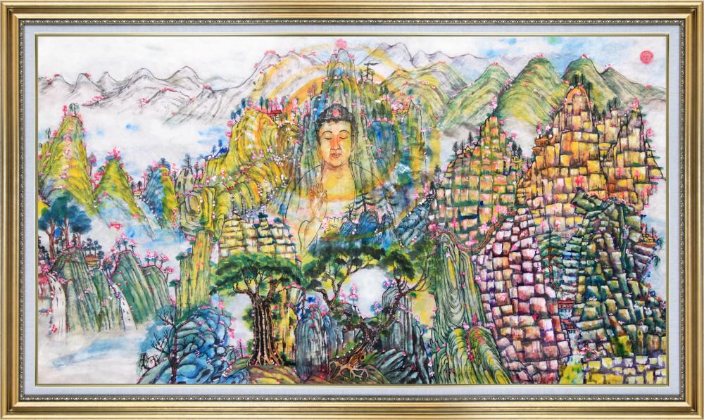 Buddha Mountains