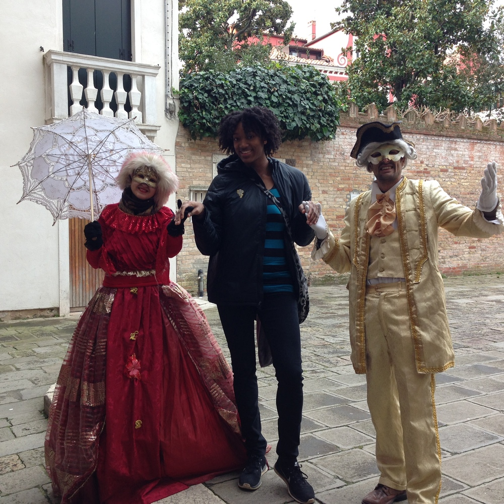 Cool costumes!