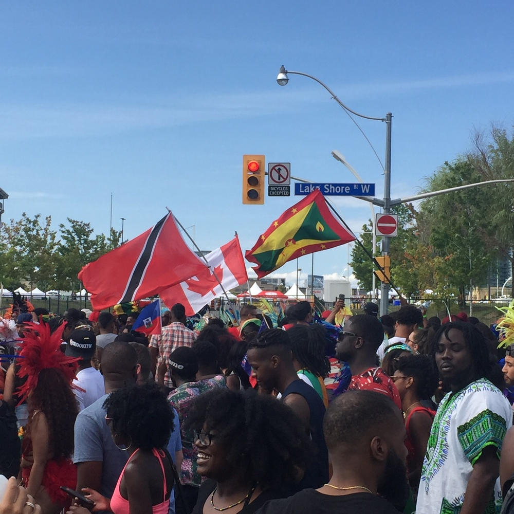 Toronto Canada, the city where people of all backgrounds are celebrated together! #ILoveThisCity