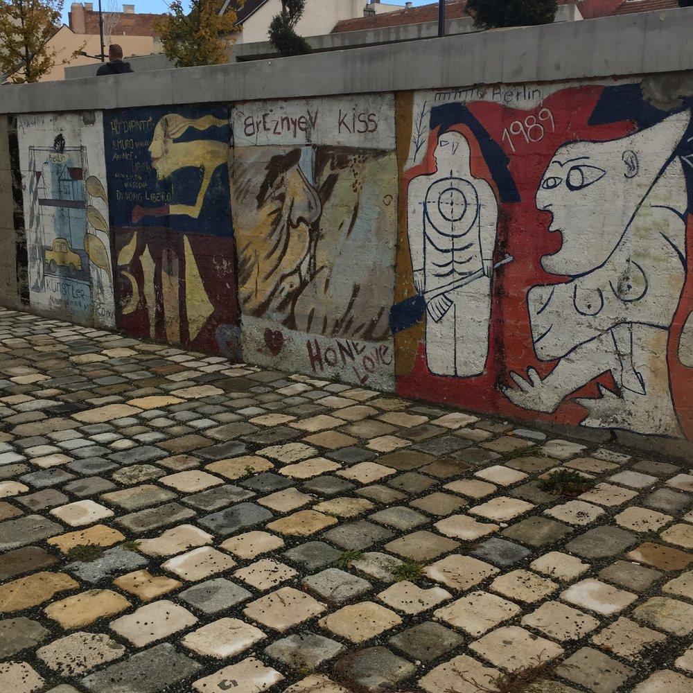 Interesting street art