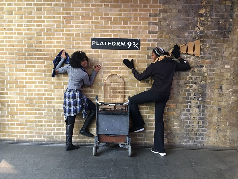 I guess neither one of us are going to Hogwarts... oh well better luck next time!