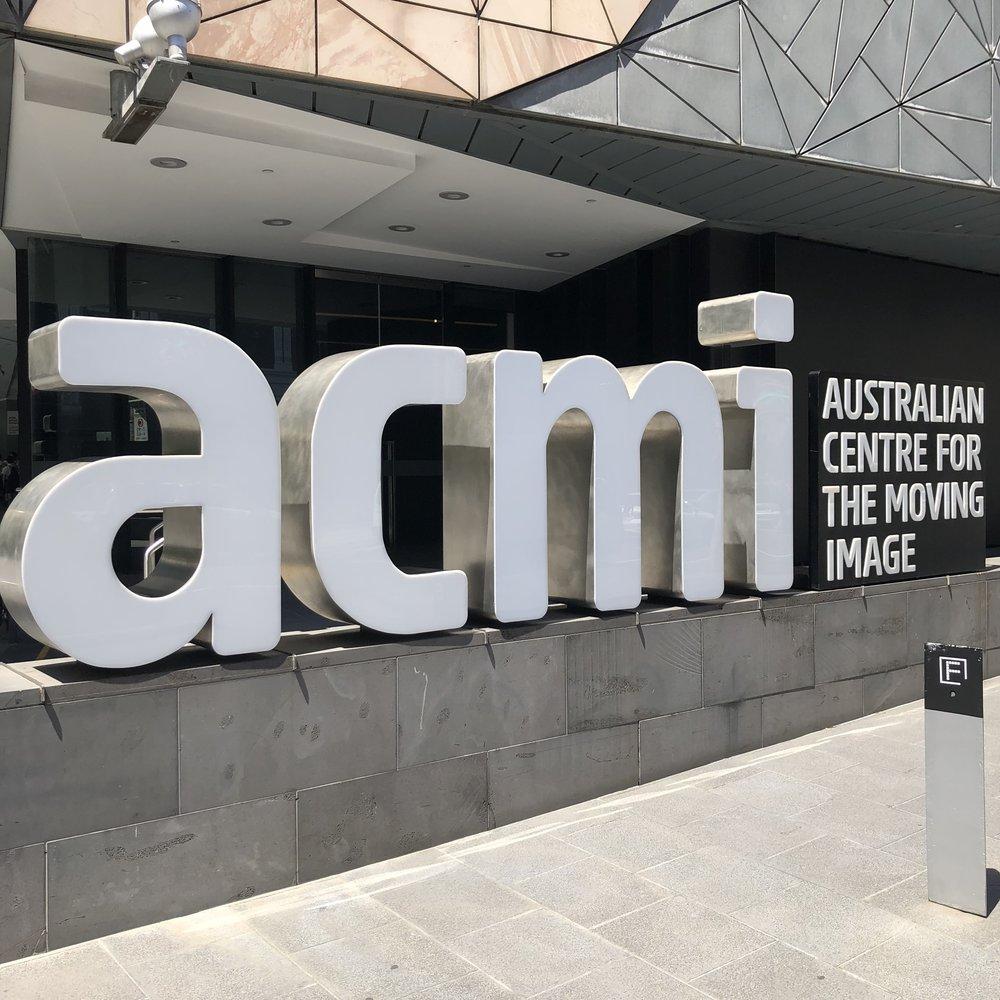 Australian Center for the Moving Image.