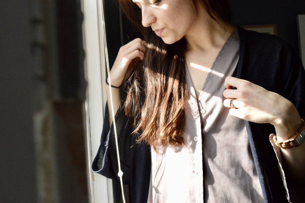 'Slow Fashion Feature || Conrado' by Simply Liv & Co.