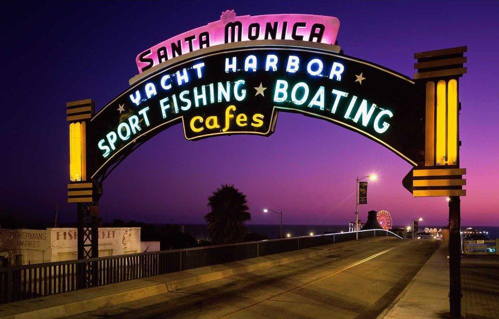 Santa Monica Pier - 1 hour 30 minutes