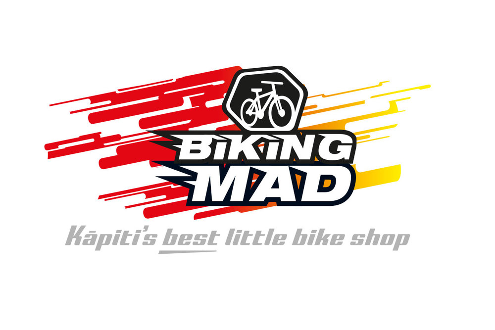 Biking Mad logo