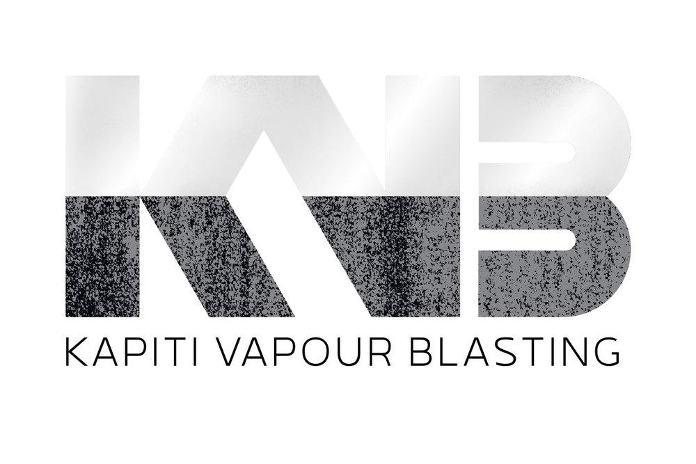 Kapiti Vapour Blasting logo