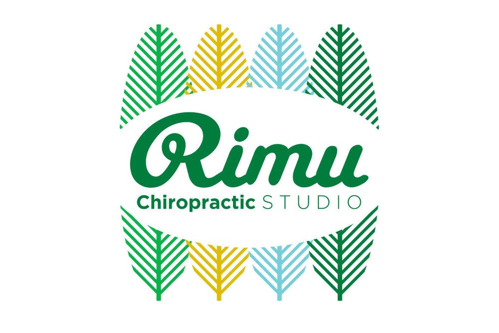 Rimu Chiropractic logo