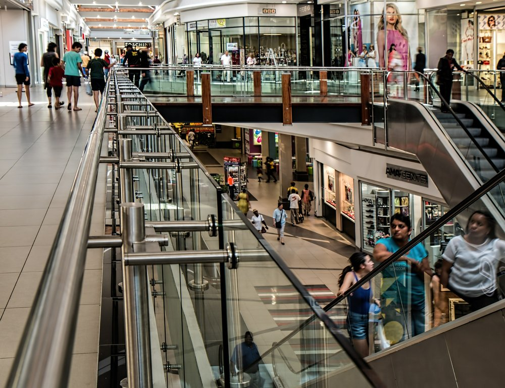 Shopping mall closures United States Real estate investing