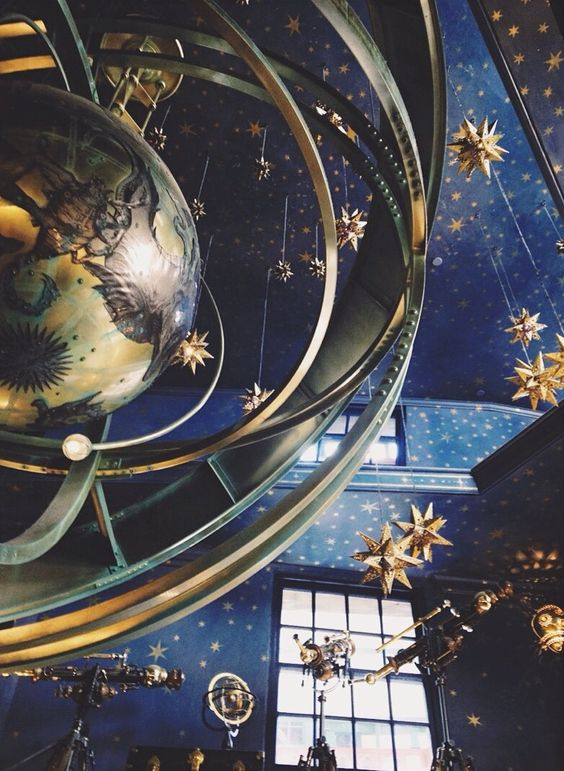 Starry Skies - Astrology Inspired Interiors...