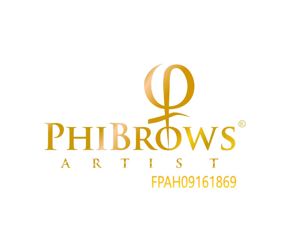certified PhiBrows eyebrow microblading artist