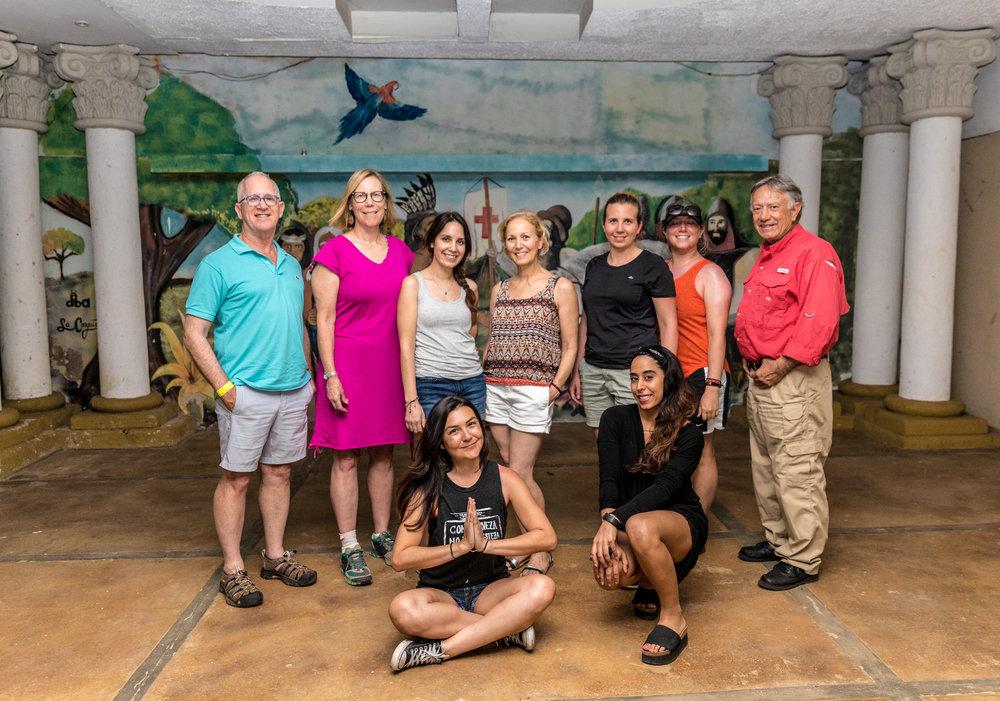 2018 Nicaragua Retreat Group