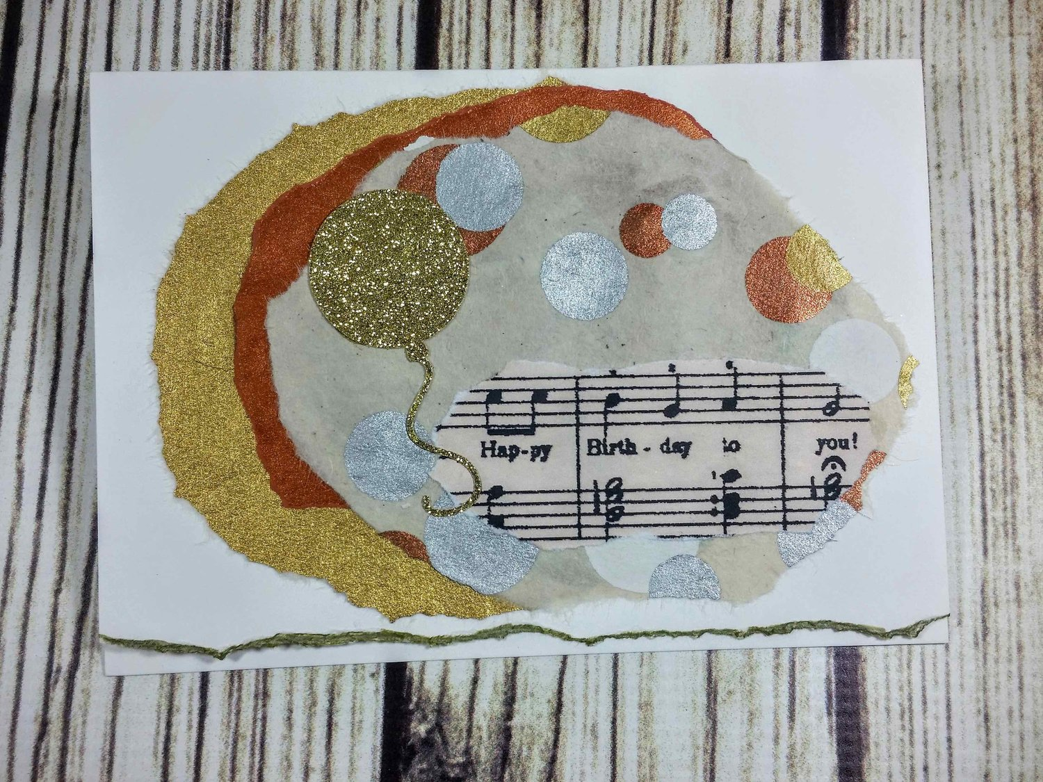 Happy birthday to you balloons music gold birthday greeting card happy birthday to you balloons music gold birthday greeting card kristyandbryce Gallery